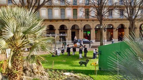 nacimiento plaza gipuzkoa