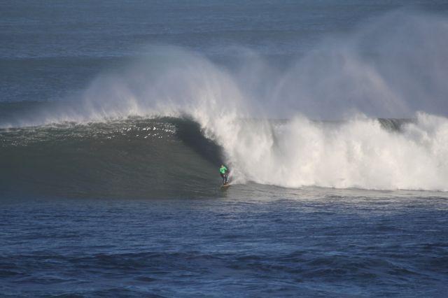 Deba.Campeonato de Surf.Sorginetxe
