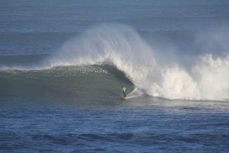 Deba.Campeonatoi de Surf.Sorginetxe