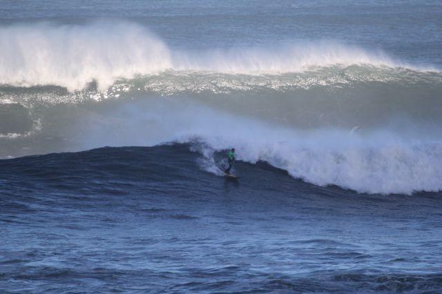Deba.Campeonato de Surf.Sorginetxee