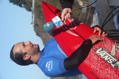 Campeonato de Surf.Irabazlea I.Unanue.Deba.2018-01-10