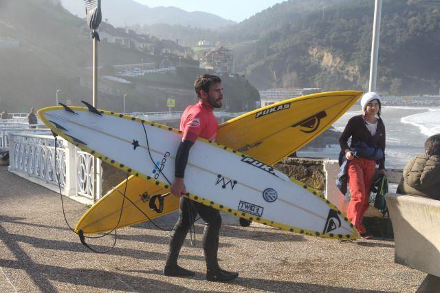 Campeonato de Surf.2ºA.Aranburu.Deba.2018-01-10