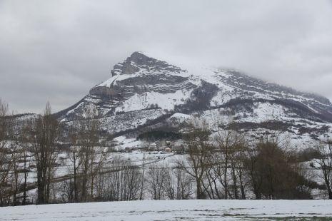 Navarra.S.Donato(Beriain).Desde Unanu
