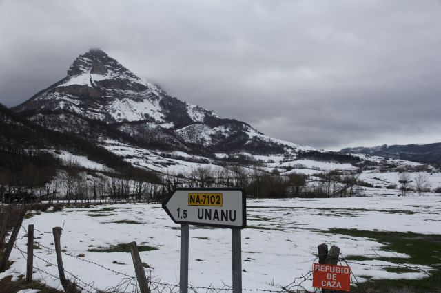 Navarra.S.Donato(Beriain)Desde Unanu