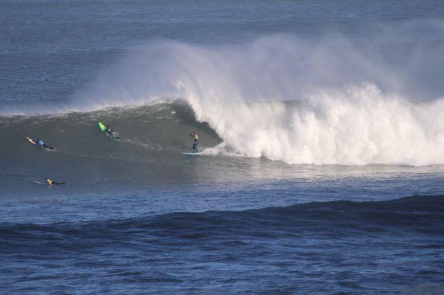 Deba.Camperonato de Surf.Sorginetxe